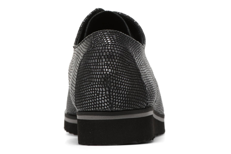 Chaussures à lacets Elizabeth Stuart Army 319 Noir vue droite