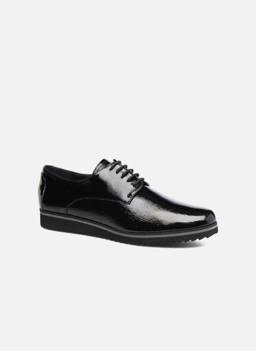 Zapatos con cordones Elizabeth Stuart Army 305 Negro vista de detalle / par
