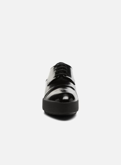 Schnürschuhe Elizabeth Stuart Cid 308 schwarz schuhe getragen