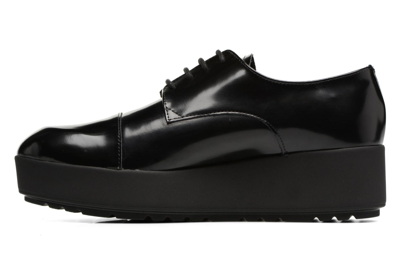 Chaussures à lacets Elizabeth Stuart Cid 308 Noir vue face