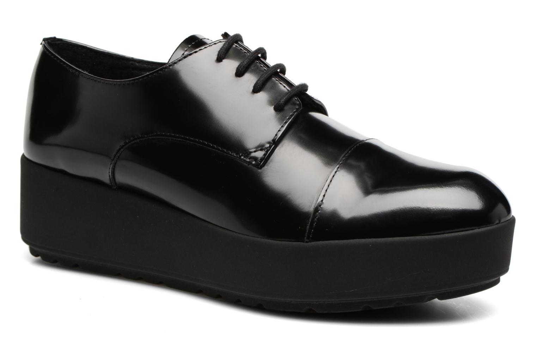 Chaussures à lacets Elizabeth Stuart Cid 308 Noir vue détail/paire