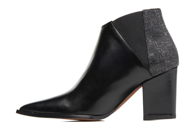 Bottines et boots Elizabeth Stuart Lima 133 Noir vue face