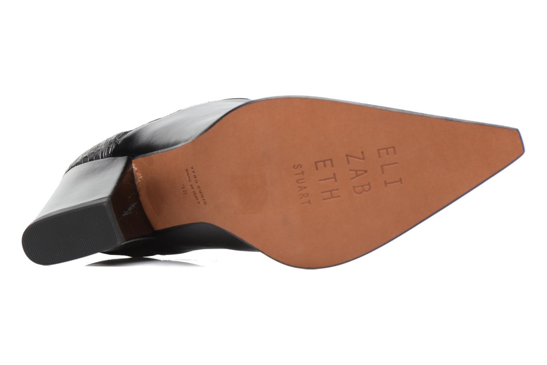 Bottines et boots Elizabeth Stuart Lima 133 Noir vue haut