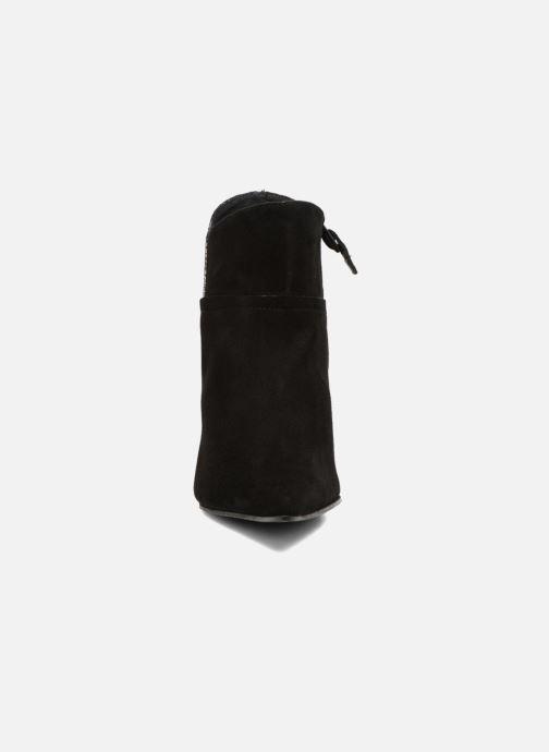 Stuart noir 732 Elizabeth Noir Boots Bottines Et Labrac qpGjUzLMSV