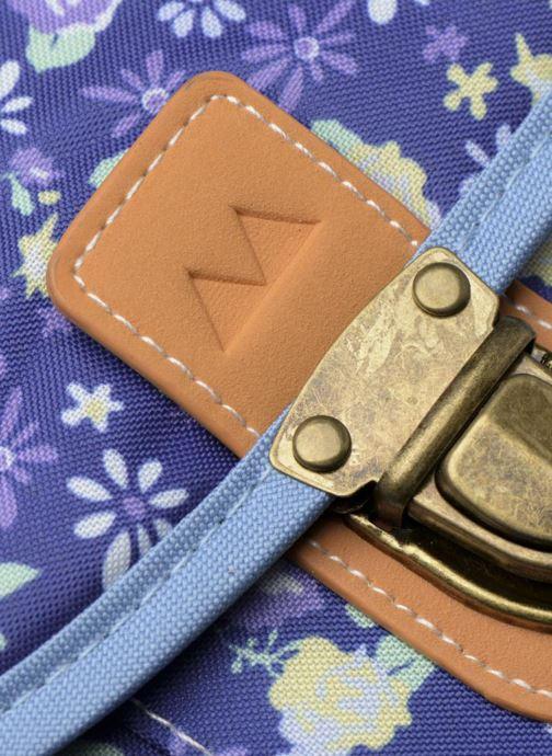 Scolaire Poids Plume Cartable 38cm Liberty Bleu vue gauche