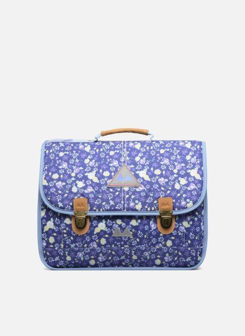Scolaire Poids Plume Cartable 38cm Liberty Bleu vue détail/paire