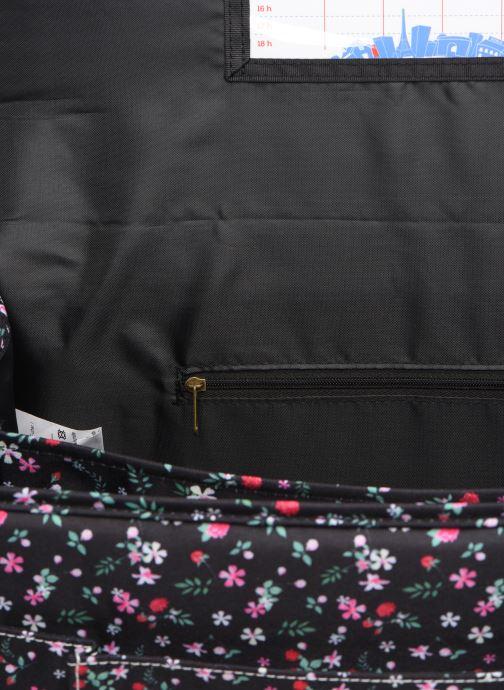 Schulzubehör Poids Plume Cartable 38cm Liberty schwarz ansicht von hinten