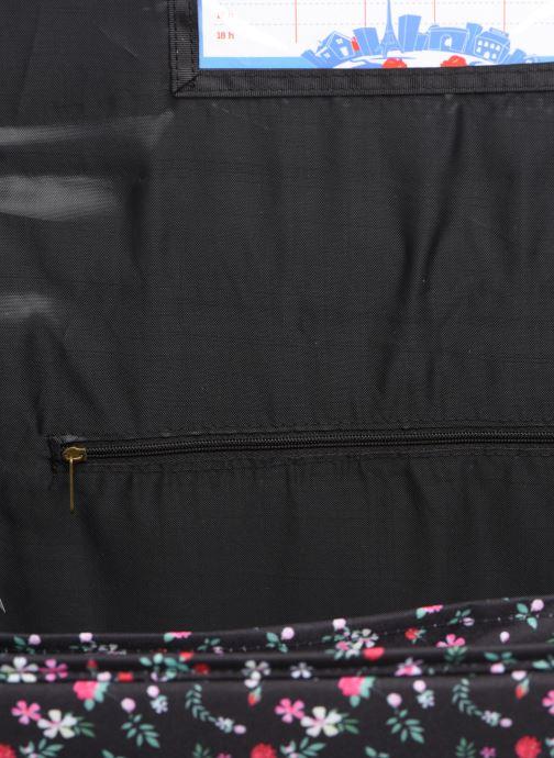 Schooltassen Poids Plume Cartable 41cm Liberty Zwart achterkant
