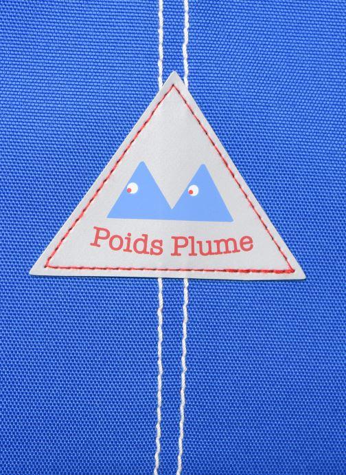 Bandoleras y Colegio Poids Plume Cartable 38cm Visibility Azul vista lateral izquierda