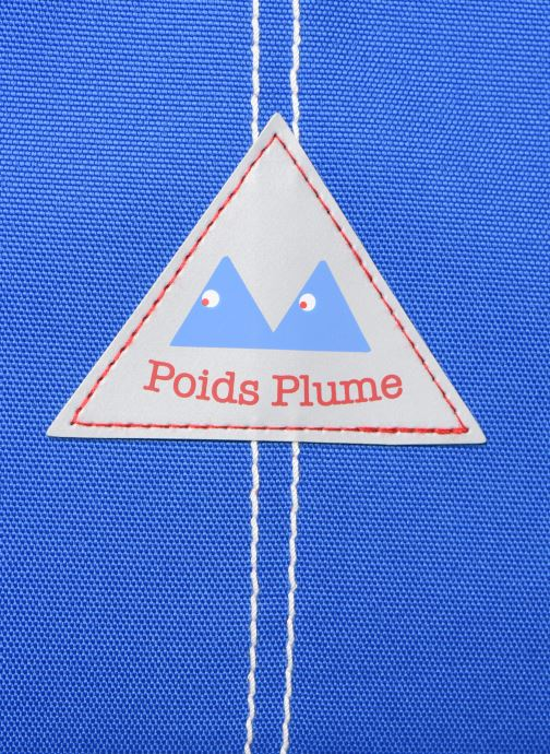 Per la scuola Poids Plume Cartable 38cm Visibility Azzurro immagine sinistra