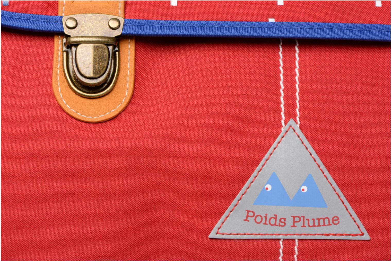 Plume 38cm Led Poids Cartable Rouge gFAnx6qZ