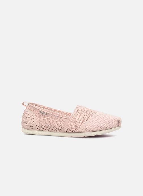 Sneakers Skechers Plush Lite Rosa bild från baksidan