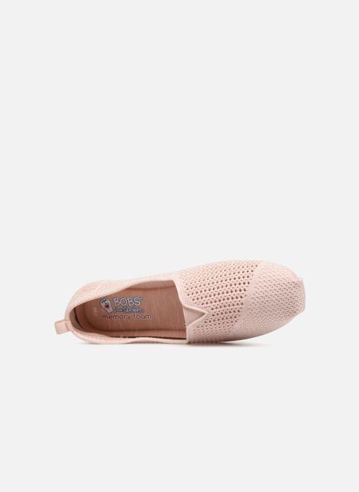 Sneakers Skechers Plush Lite Rosa bild från vänster sidan