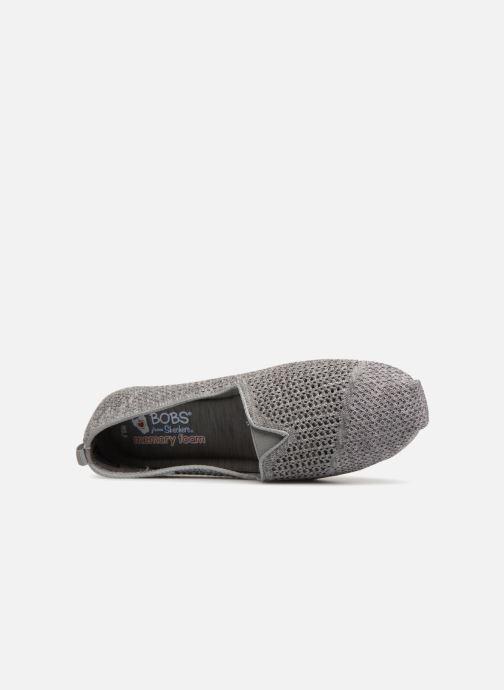 Sneakers Skechers Plush Lite Grå bild från vänster sidan