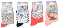 Socks & tights Accessories Chaussettes Lot de 4 La Reine des neiges