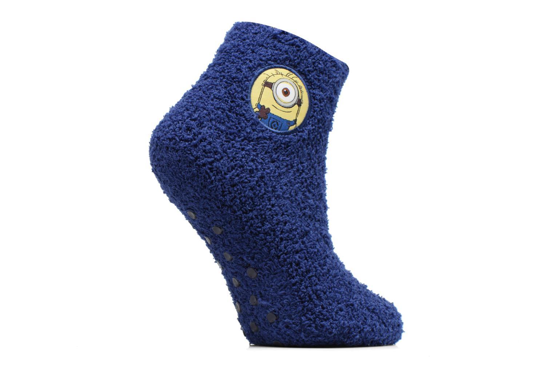 Sokken en panty's Disney Chaussons-Chaussettes Anti-dérapant Minions Blauw detail