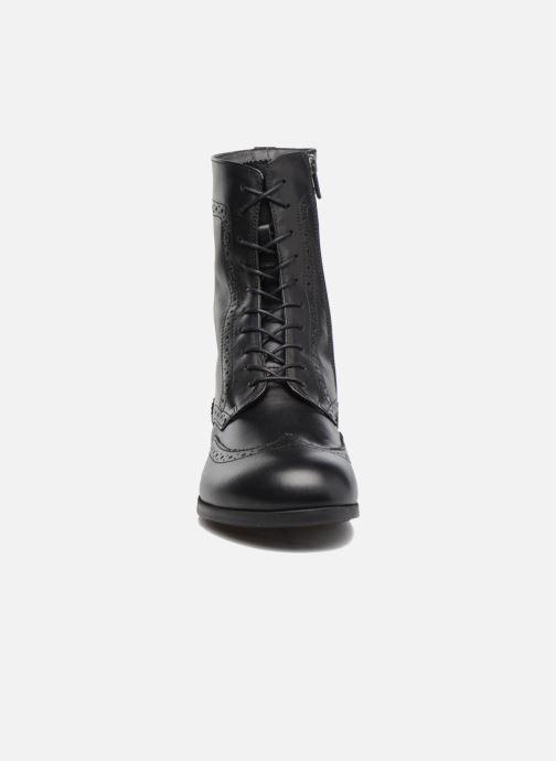 Stiefeletten & Boots Birkenstock Laramie schwarz schuhe getragen