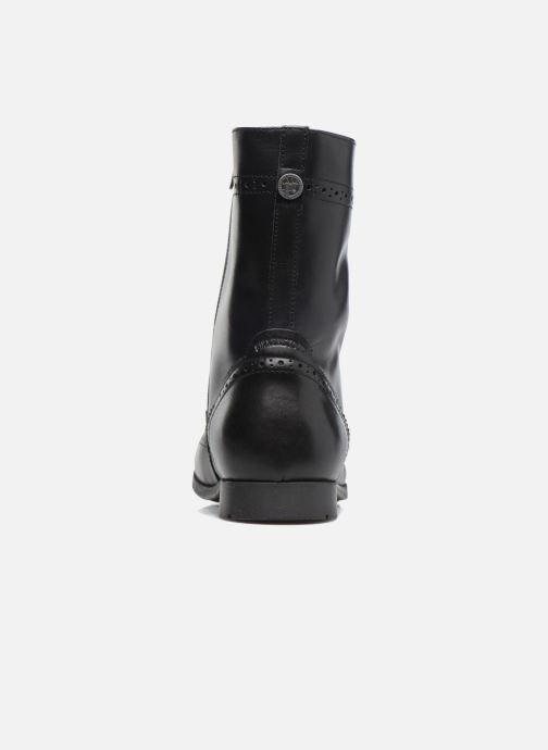 Bottines et boots Birkenstock Laramie Noir vue droite