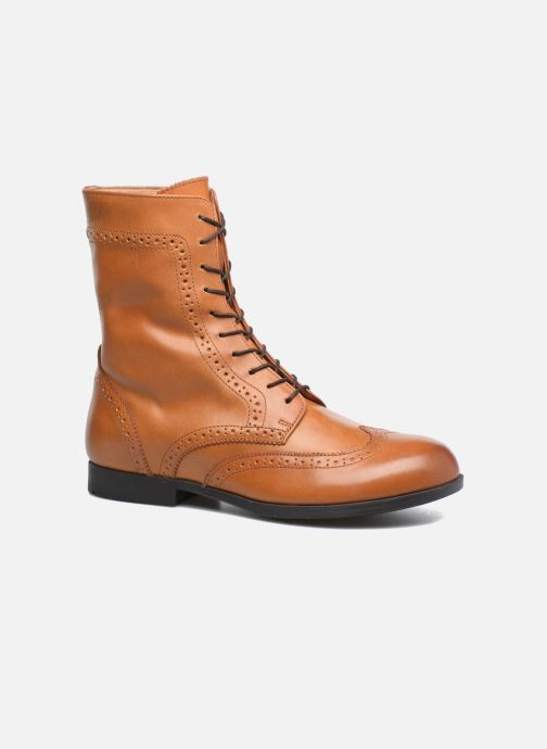 2ebf5a3d3a5cff Birkenstock Laramie (Brown) - Ankle boots chez Sarenza (309147)