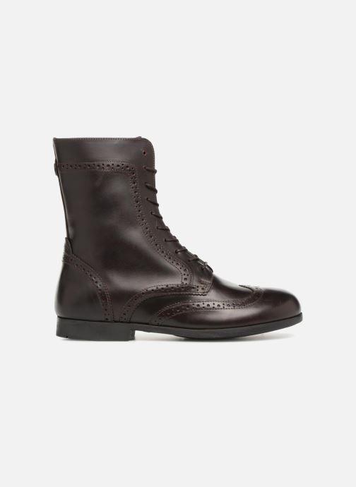 Boots en enkellaarsjes Birkenstock Laramie Bruin achterkant
