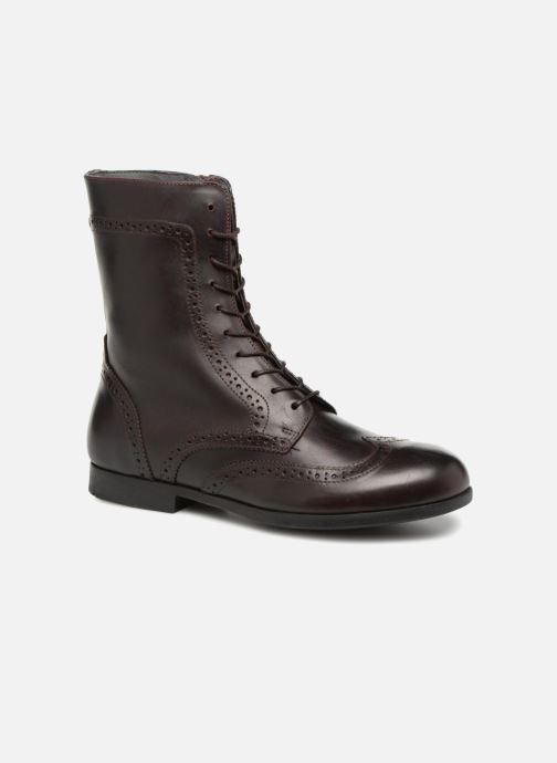 Boots en enkellaarsjes Birkenstock Laramie Bruin detail