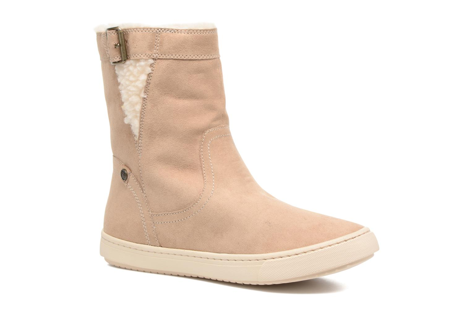 Boots & wellies Roxy Black Mid Beige detailed view/ Pair view