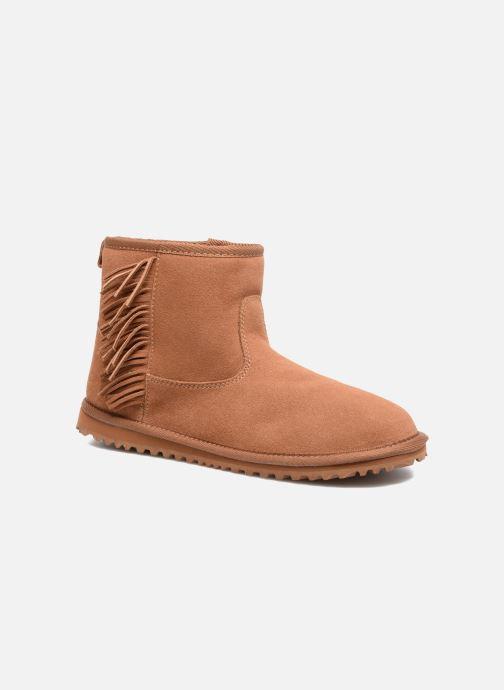 Stiefeletten & Boots Roxy Joyce braun detaillierte ansicht/modell