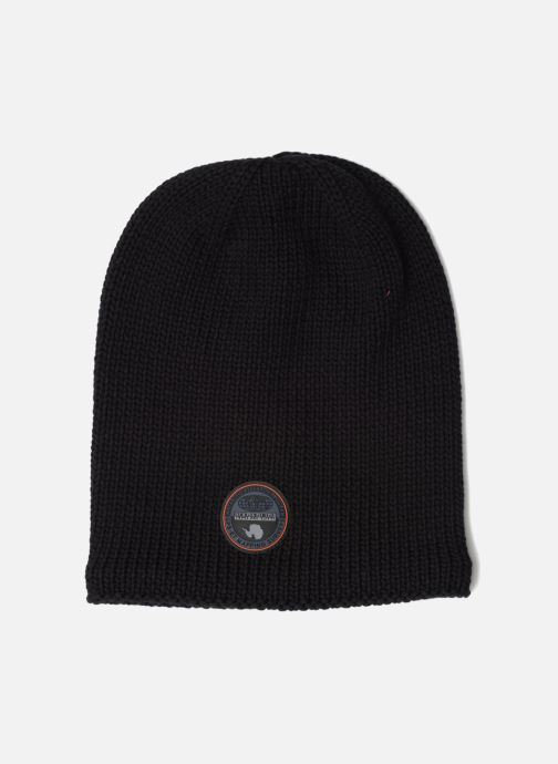 Bonnets Napapijri Fary Noir vue détail/paire