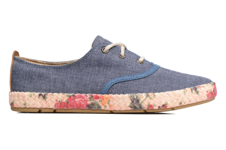 Sneaker Timberland Casco Bay Fabric Oxford blau ansicht von hinten
