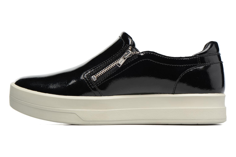Sneaker Timberland Mayliss Slip On schwarz ansicht von vorne