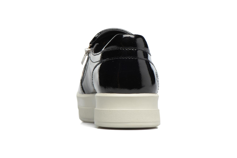 Sneaker Timberland Mayliss Slip On schwarz ansicht von rechts