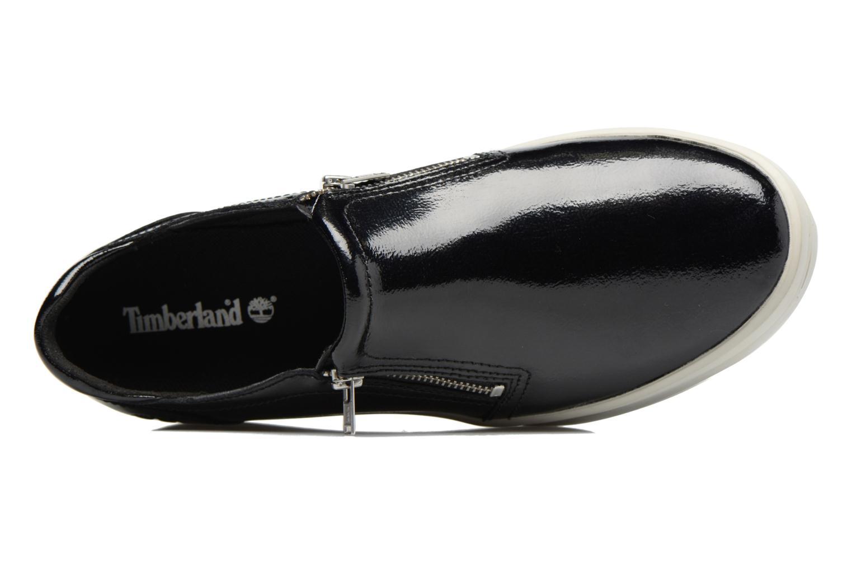 Sneaker Timberland Mayliss Slip On schwarz ansicht von links