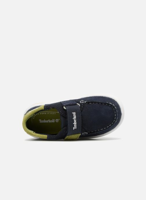 Baskets Timberland Toddletracks Boat Sh Bleu vue gauche