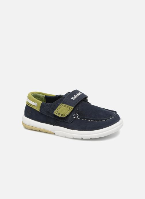 Baskets Timberland Toddletracks Boat Sh Bleu vue détail/paire