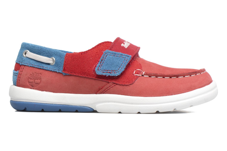 Sneaker Timberland Toddletracks Boat Sh rot ansicht von hinten