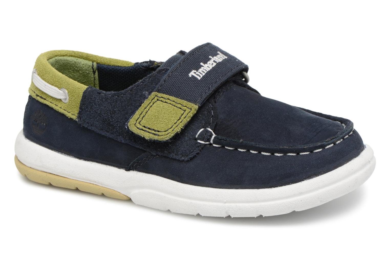 Trainers Timberland Toddletracks Boat Sh Blue detailed view/ Pair view