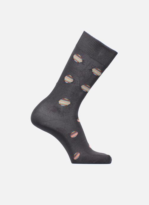 Sokken en panty's PS Paul Smith Chaussettes Multi Polka Grijs detail