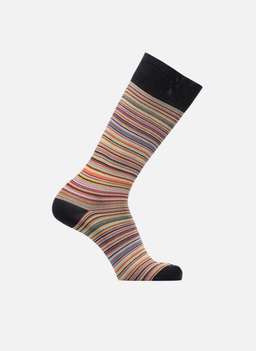 Chaussettes et collants PS Paul Smith Chaussettes MUTLI STRIPES Multicolore vue détail/paire