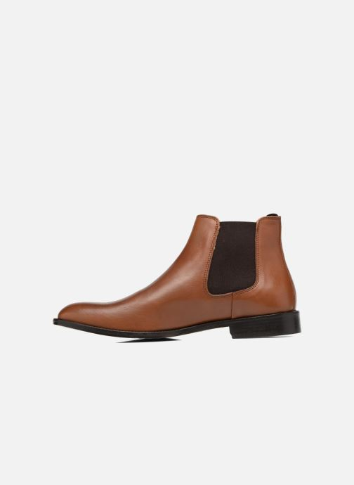 Ankle boots Marvin&co Rothwell Brown front view