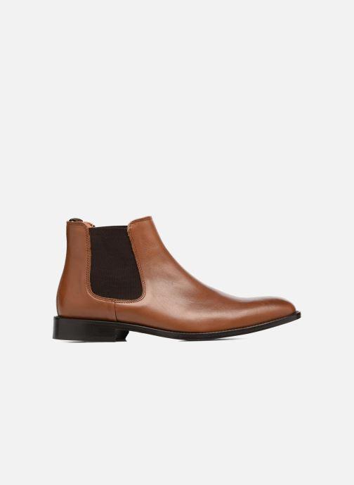 Boots en enkellaarsjes Marvin&Co Rothwell Bruin achterkant