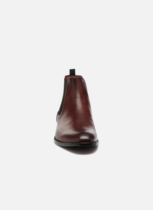 Ankle boots Marvin&co Rothwell Burgundy model view