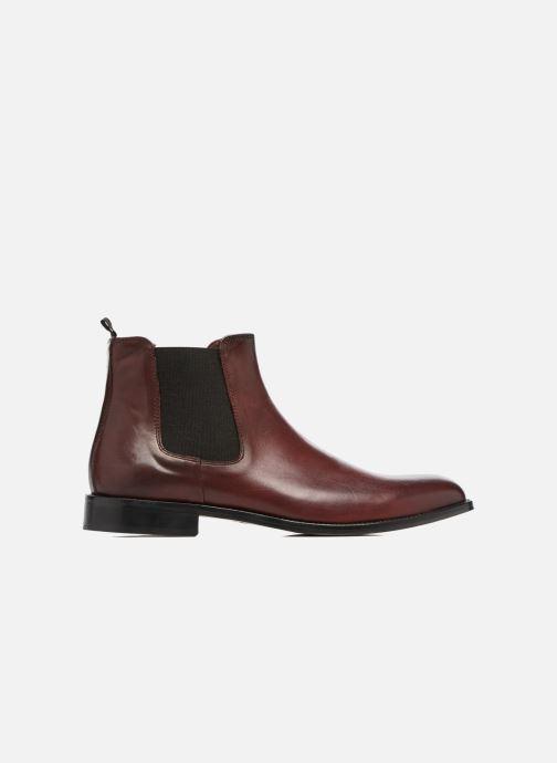 Bottines et boots Marvin&Co Rothwell Bordeaux vue derrière