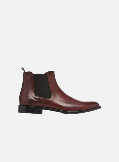 Ankle boots Marvin&co Rothwell Burgundy back view