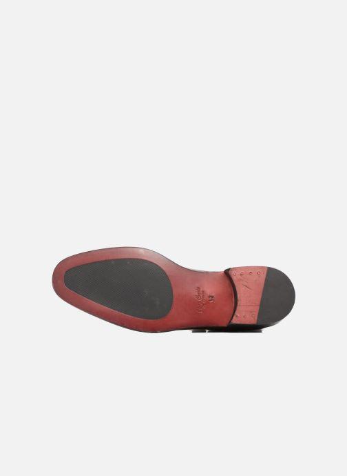 Bottines et boots Marvin&Co Rothwell Bordeaux vue haut