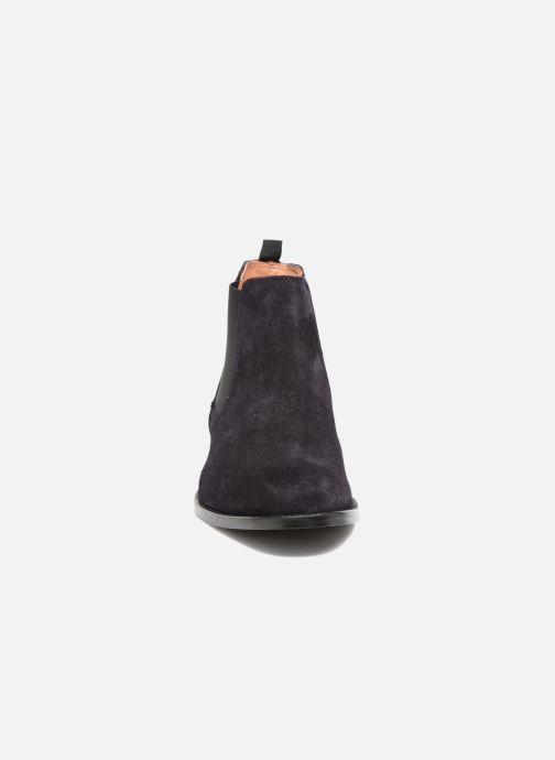 Bottines et boots Marvin&Co Rothwell Bleu vue portées chaussures