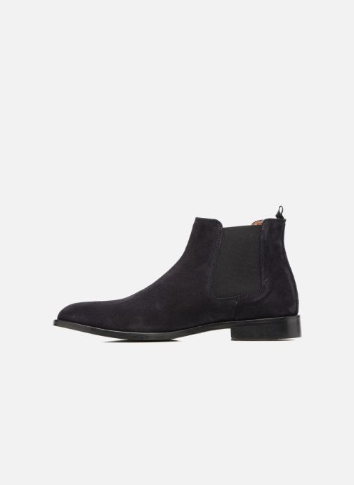 Bottines et boots Marvin&Co Rothwell Bleu vue face