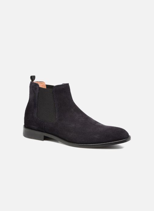 Bottines et boots Marvin&Co Rothwell Bleu vue détail/paire
