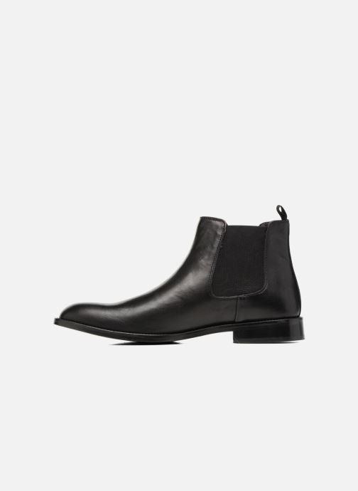 Bottines et boots Marvin&Co Rothwell Noir vue face