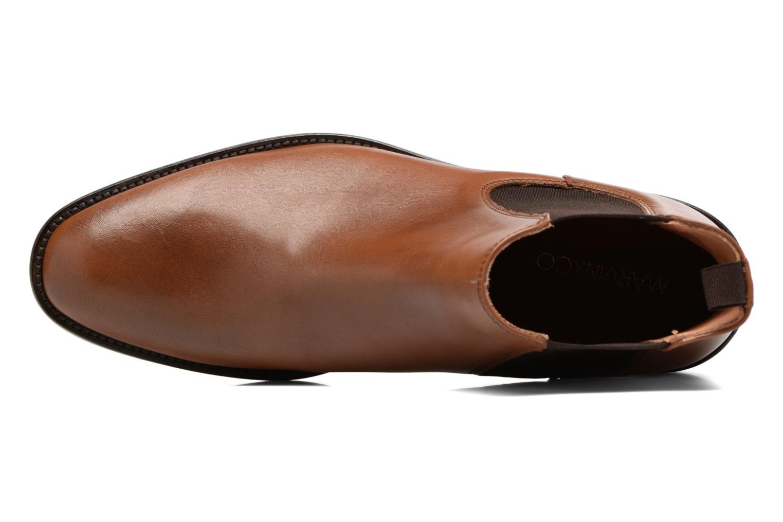 Bottines et boots Marvin&Co Rothwell Marron vue gauche