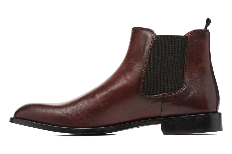Boots en enkellaarsjes Marvin&Co Rothwell Bordeaux voorkant